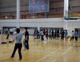 上海拼搏体育夏令营照片