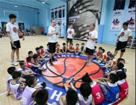 西安USBA美国篮球学院照片