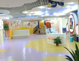 南京龅牙兔儿童情商乐园照片